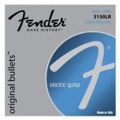 Струны для электрогитары 09-46 Fender 3150LR Original Bullets Pure Nickel Light/Regular