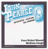 13-57 John Pearse 980M Pure Nickel Wound Medium Gauge