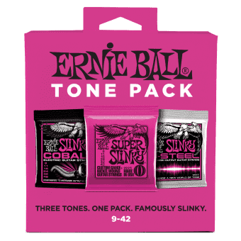 09-42 Ernie Ball 3333 Electric Tone Pack