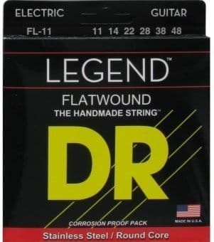 11-48 DR FL-11 Legend Polished Stainless Flatwound