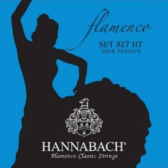 28-45 Hannabach 827HT Flamenco High Tension
