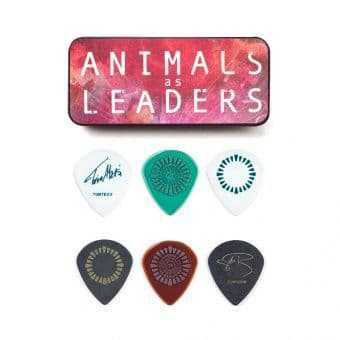 0.73 mm Dunlop AALPT01 Animals as Leaders 6 pcs