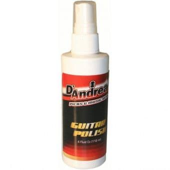 D'Andrea DAP4/12 Guitar Polish 118 ml