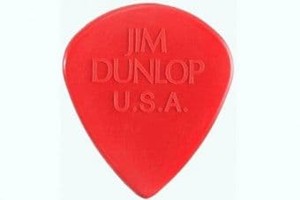 1.38 mm Dunlop 47PEJ3N Eric Johnson Classic Jazz III Nylon Guitar Picks 6 pcs