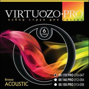 10-47 Virtuozo 00170.PRO 80/20 Bronze Extra Light